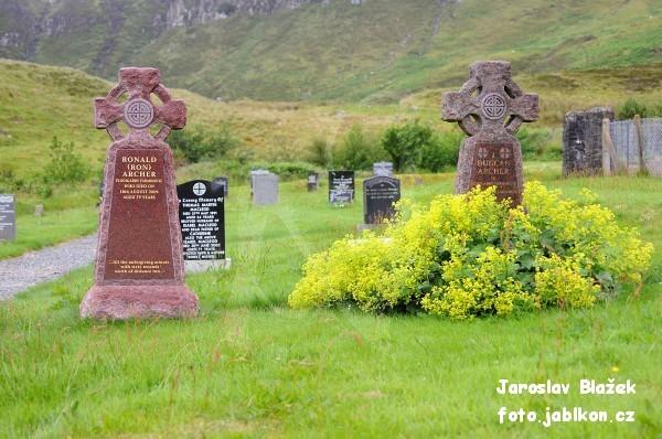 Hřbitov s výhledem
