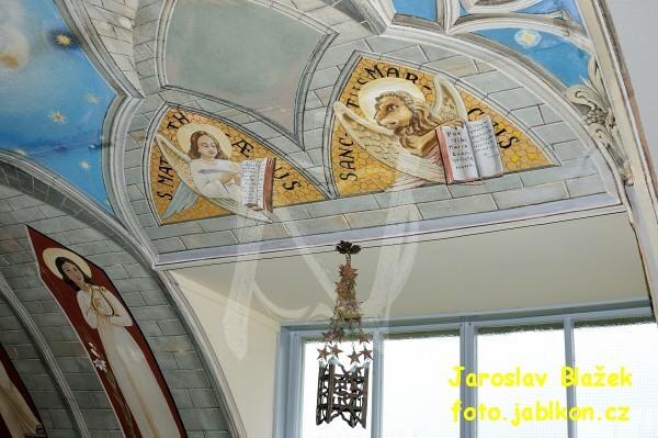 Orkneje - Italská kaple