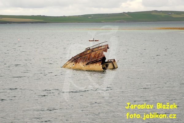 Orkneje - Scapa Flow