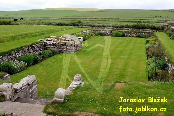 Skotsko - Skara Brae