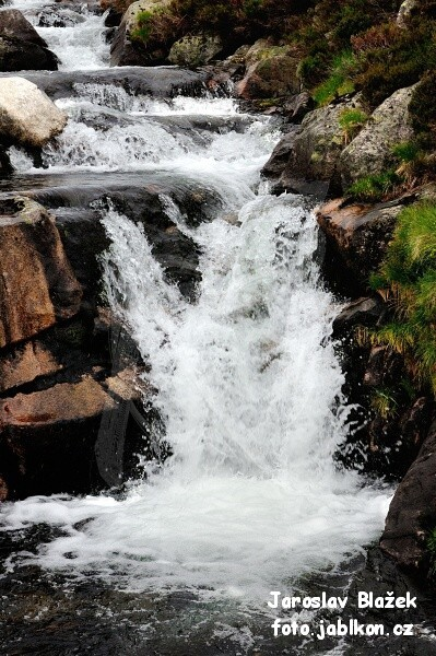 Glen Muick - Glas Allt Falls
