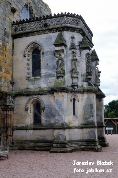 Roslin, Rosslyn Chapel