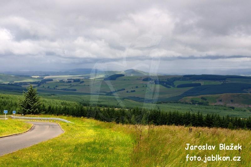 Hranice Skotska a Anglie