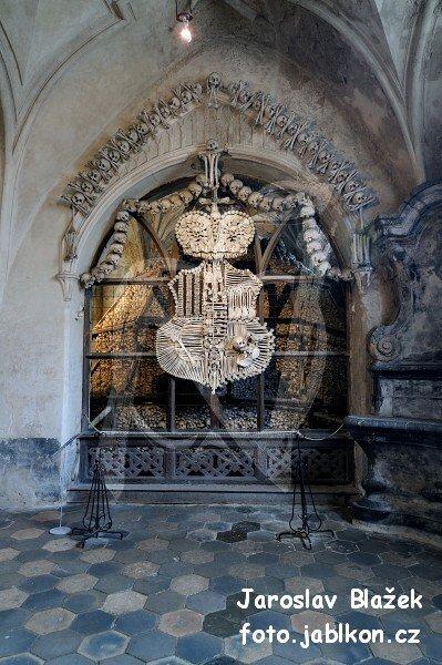 Kostel všech Svatých, kostnice Sedlec