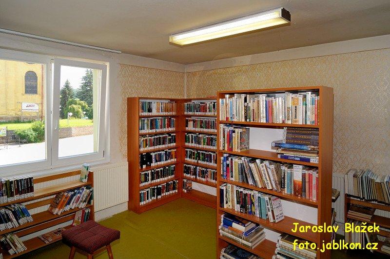 Pilníkovská knihovna