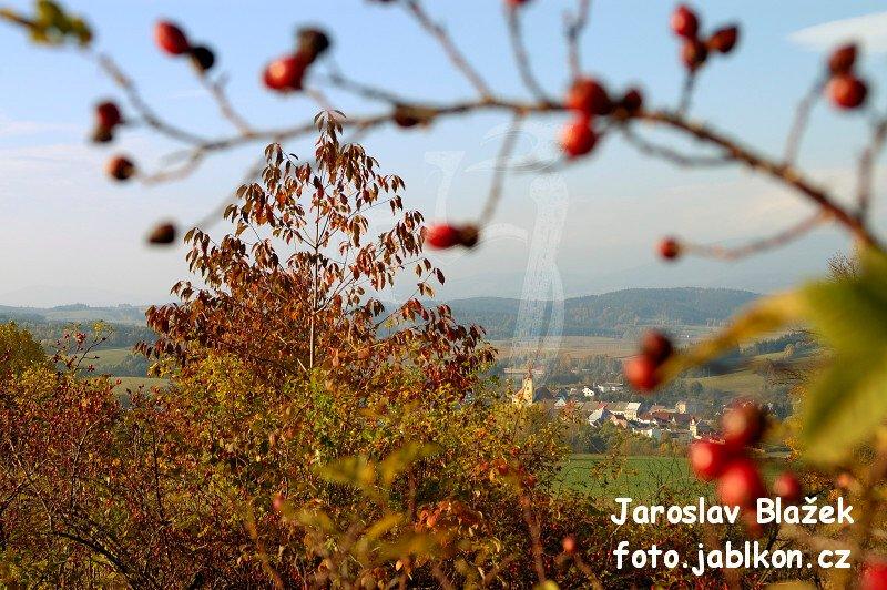 Podzim v Pilníkově