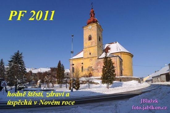 Pilníkov, PF2011